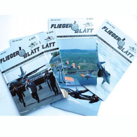 Flieger Blatt